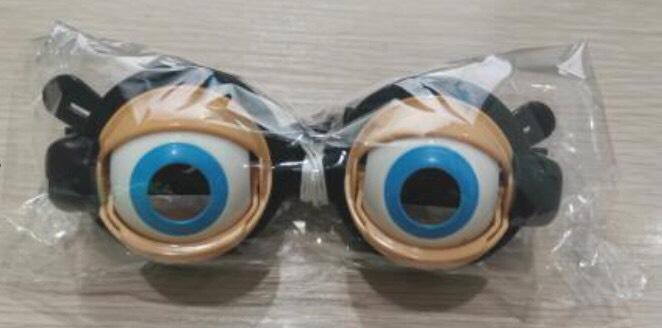 【期間限定価格】 Crazy Eyes ( クレイジーアイズ )  おもしろ目玉メガネ 箱なし