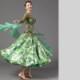 【オーダーメイド対応 】社交ダンスドレス・モダンドレス・ラテン衣装・競技用(ecsb0450)