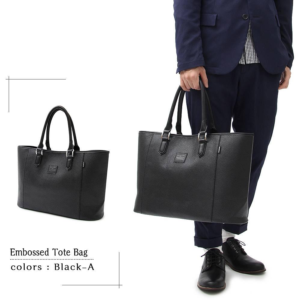 トートバッグ メンズ メンズバッグ カジュアルバッグ ビジネスバッグ オフィスカジュアル ショルダーバッグ 男性用 通勤 通学 大きめ 大容量 A4 A4サイズ PC シンプル 人気 バッグ 鞄 カバン かばん ブラック レザー 20リットル ビジカジ