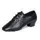メンズ 男の子 ダンスシューズ ダンス用靴 サイズ 18.0〜25.0cm ヒール3.5cm 黒 ブラック 柔らかい PU 合成皮革 合皮 革靴 シンプル 上品 レッスンシューズ 練習 ダンス大会 競技用 ワルツ タンゴ ラテンダンス 滑り止め 紳士靴