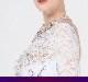 レディース  ネックレス 上品 ゴージャス 豪華  ショーイベント ワルツ タンゴ ルンバ ラテン衣装用 アクセサリー 社交ダンス用アクセサリー モダンネックレス 大きめ 大きい ビジュー ラインストーン