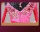 【オーダーメイド対応 】社交ダンスドレス・モダンドレス・ラテン衣装・競技用(ecsb0534)