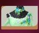 【オーダーメイド対応 】社交ダンスドレス・モダンドレス・ラテン衣装・競技用(ecsb0536)