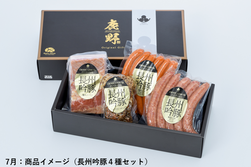 〈SOLD OUT〉【定期便】やまぐちのお肉を食べつくそう!〈送料無料〉