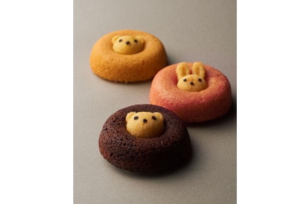 【宅配料込み】フォレシピ ちいさな森のドーナツ4個
