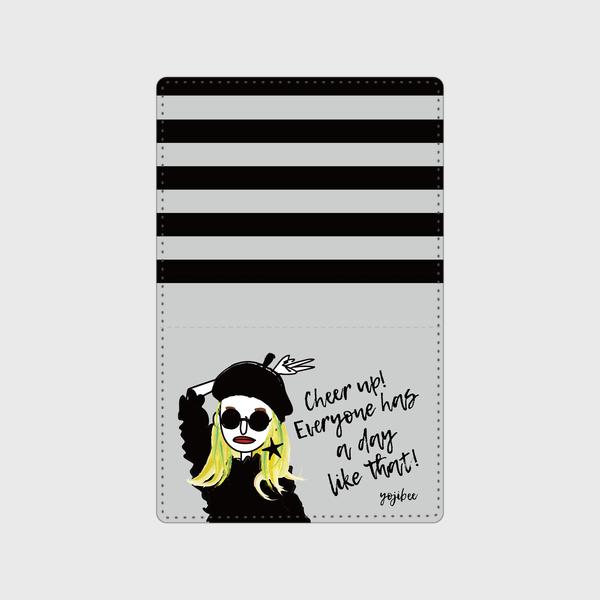 """カードケース・""""花子"""""""