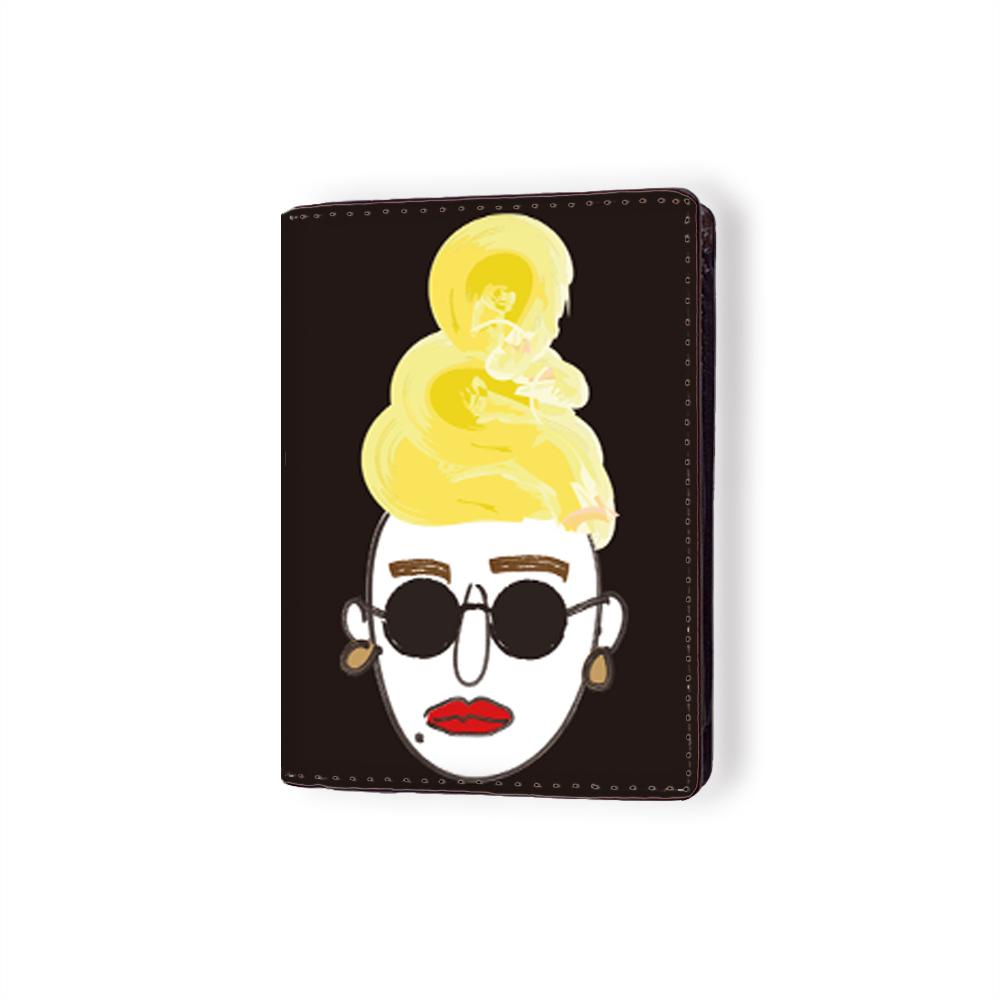 """カードケース・""""巨羊毛さん"""""""