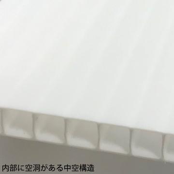 【宛先法人名限定商品】プラベニ(R) 《ホワイト》 3mm×910mm×1820mm(20枚)