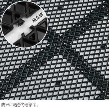 サンコー スライダーパネル 550 厚さ:8mm 506×506mm 1枚  荷物を軽くスムーズに移動できるパネル