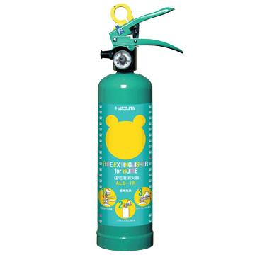 クマさん 住宅用消火器 ALS-1R(1本)