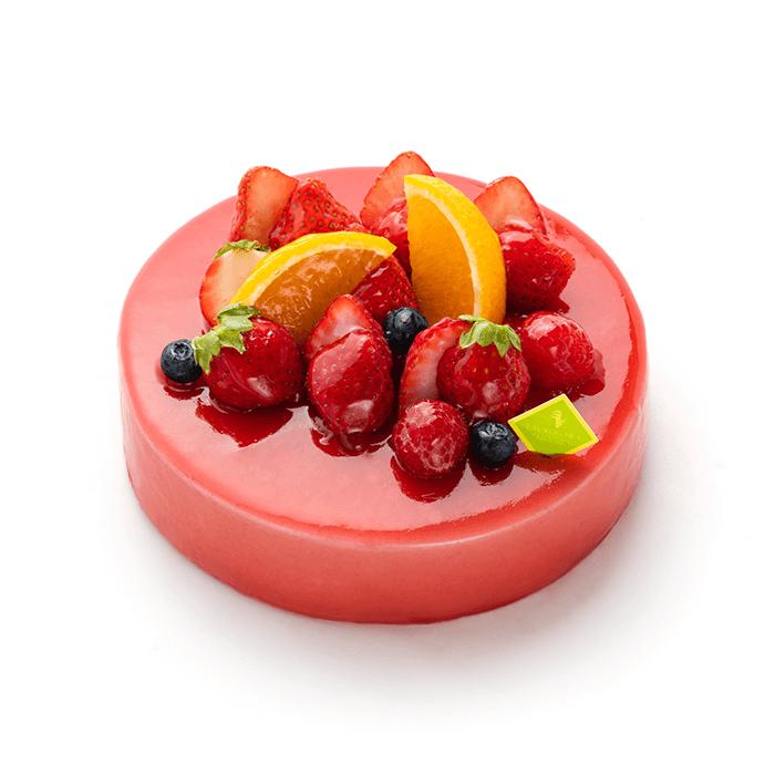 【店頭受取】苺のムース