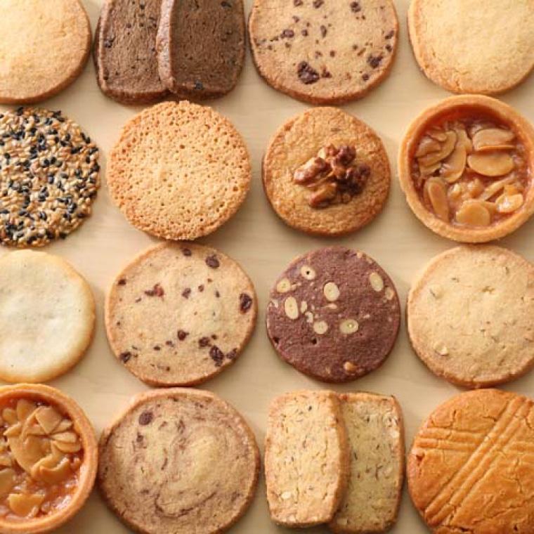 クッキー詰め合わせSS