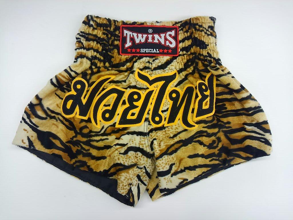 TWINSキックパンツ「TBS-31 タイガー」