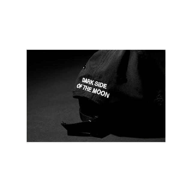 WATER PROOF DARK LOGO BB CAP