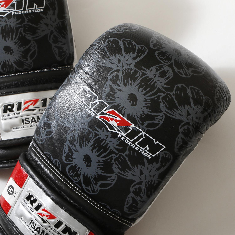 RZ-013 RIZINパンチンググローブ サザンカモデル