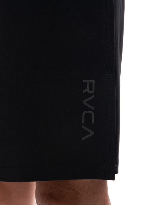 RVCA 【ALL TIME】 TEXTER ショートパンツ