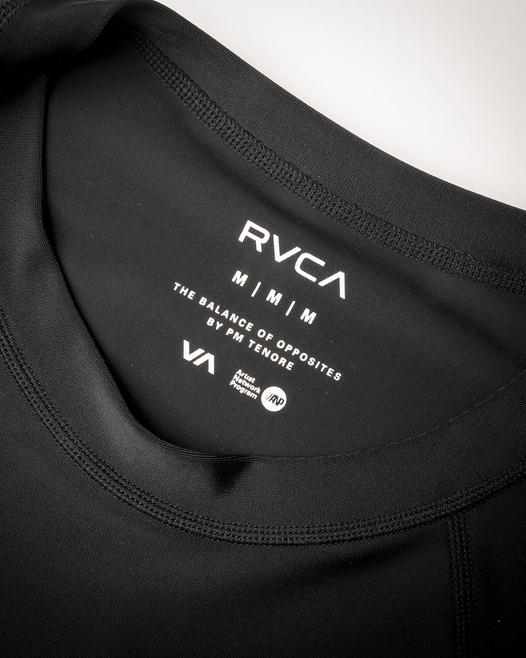 RVCA SPORT ラッシュガード【2021年春夏モデル】