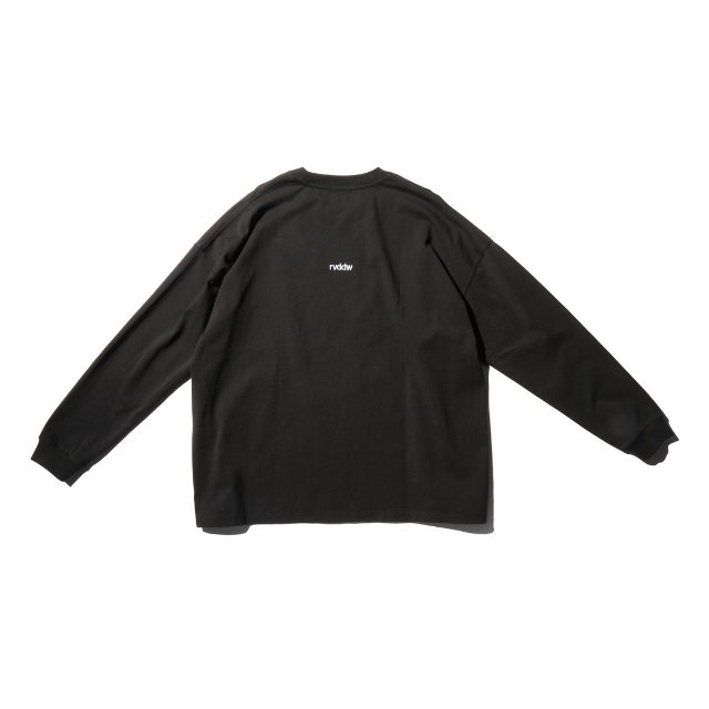 COTTON MVS BIG SILHOUETTE LONG SLEEVE