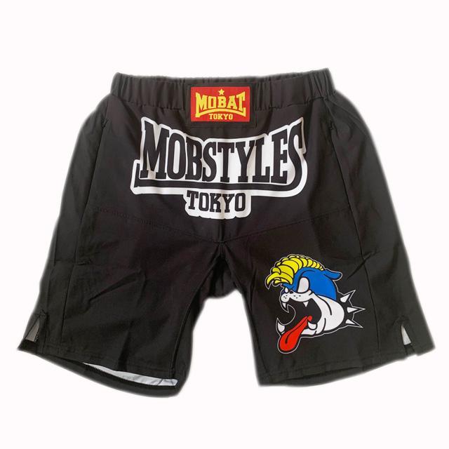 MOSH PANTS BLACK ZIPポケット無し