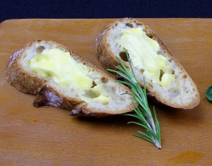 バターの燻製
