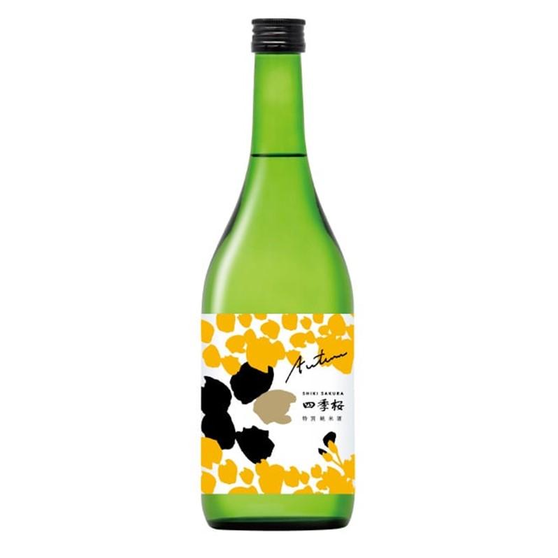 四季桜  特別純米酒  秋