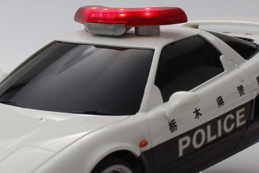 京商製 ラジオコントロール 電動 ツーリングカー First MINI-Z Honda NSX 栃木県警察本部高速道路交通機動隊