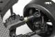 フロントロアAアーム用 アルミ製 21mm ロッドエンドアダプター
