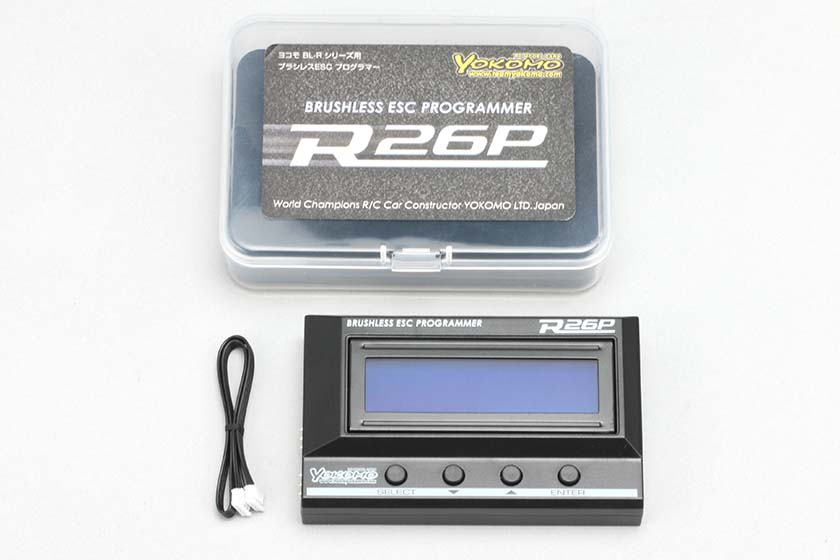 R160/R100 専用プログラマーR26P