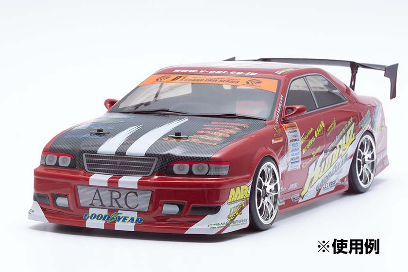 GOODYEAR with Kunnyz JZX100 CHASER デカルセット