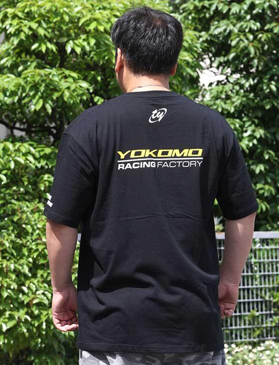 ヨコモ ファクトリー Tシャツ (Lサイズ)