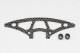 BD9用 グラファイト製 フロント バンパーブレース