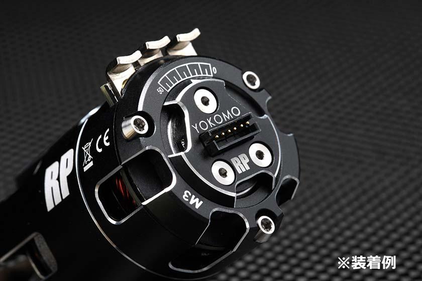 レーシングパフォーマー モーター用 高精度切削チタン製 スクリューセット