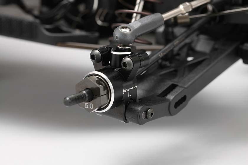 ドリフト/ツーリング用 ハイトラクション ホイルスペーサー(1.0mm厚)