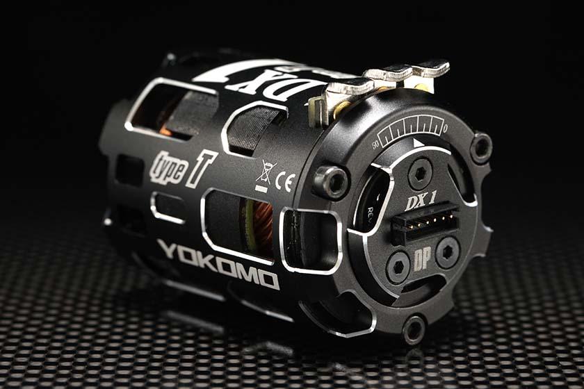 ドリフトパフォーマンス DX1Tシリーズ ブラシレスモーター(13.5T)
