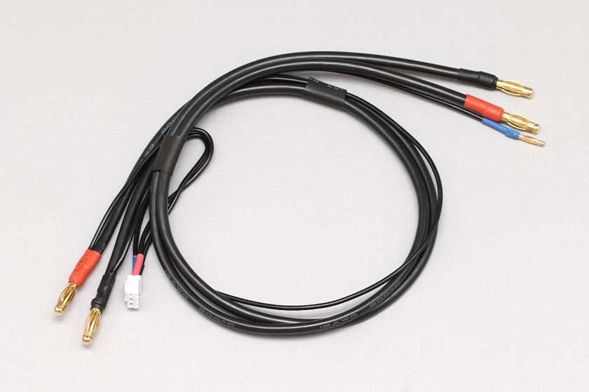 レーシングパフォーマー Φ4バナナコネクター付 充電コード