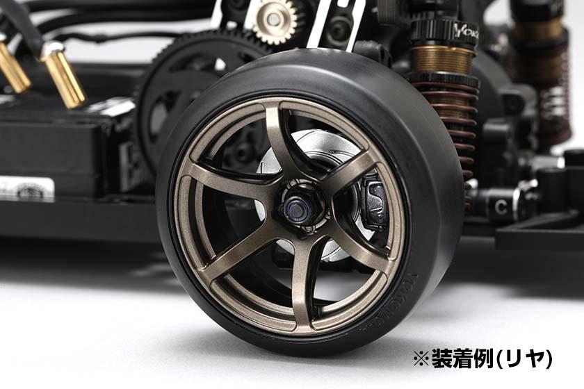 YD-2シリーズ用フロント&リヤ ブレーキディスク/キャリパー仕様セット