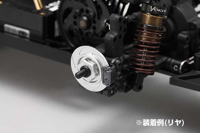 YD-2シリーズ用 ブレーキディスク(3種×各2)