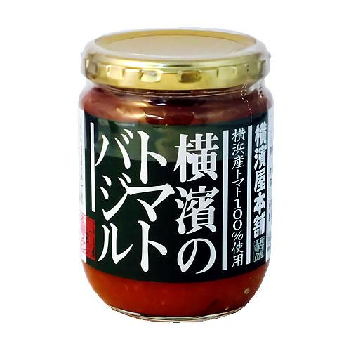 横濱のトマトバジル 220g