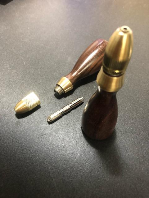 コレット式ハンドル 受注生産品