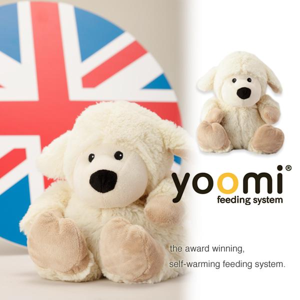 yoomi(ユーミー) キャラクターぬいぐるみ『ラミィ』