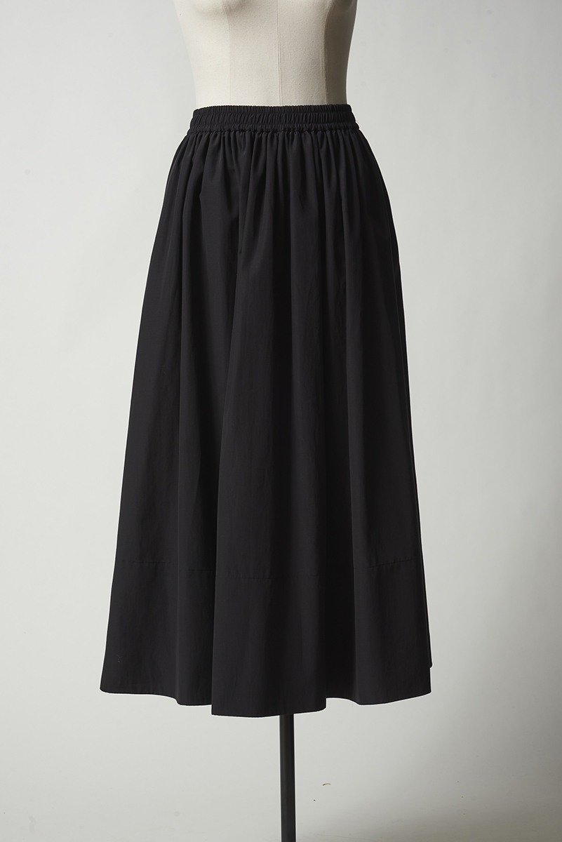 グログランロングスカート【2021SP】