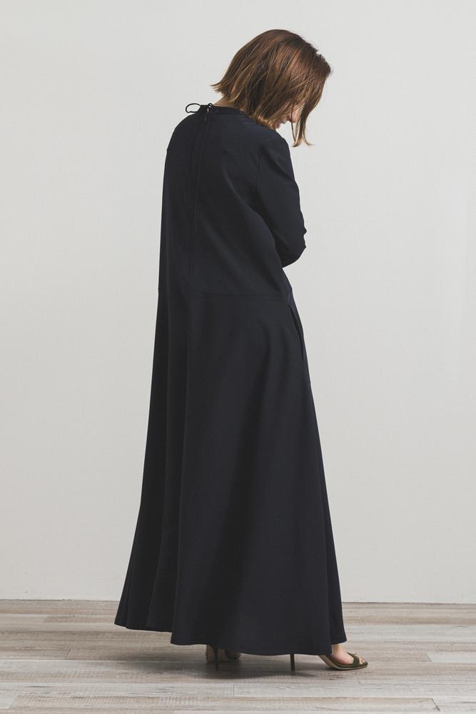 【2020AW】フレアマキシワンピース
