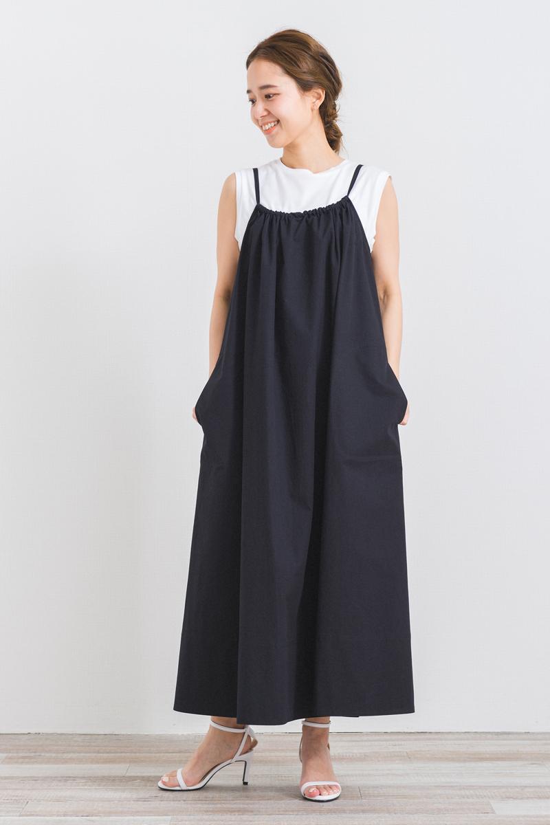 バックリボンキャミドレス【2021SM】6/21 21:00〜発売!