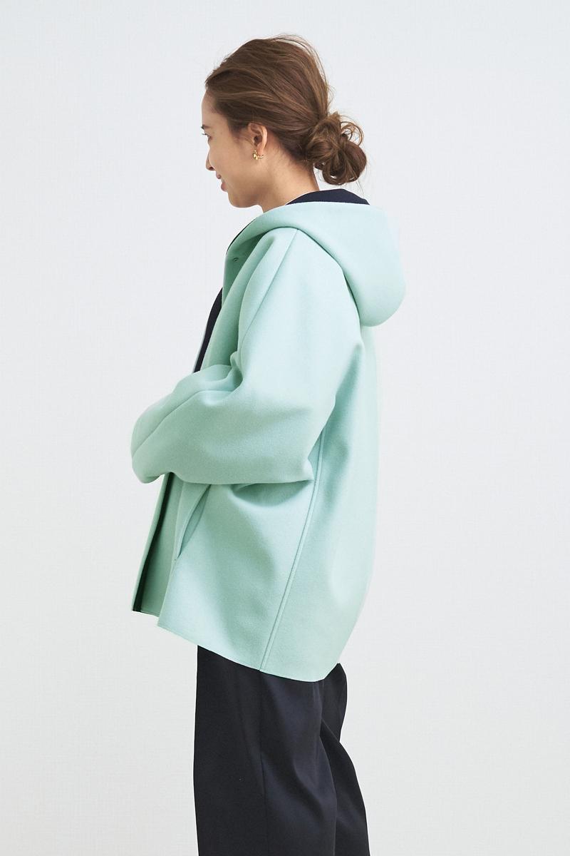 ライトフーデットジャケット【2021AW】