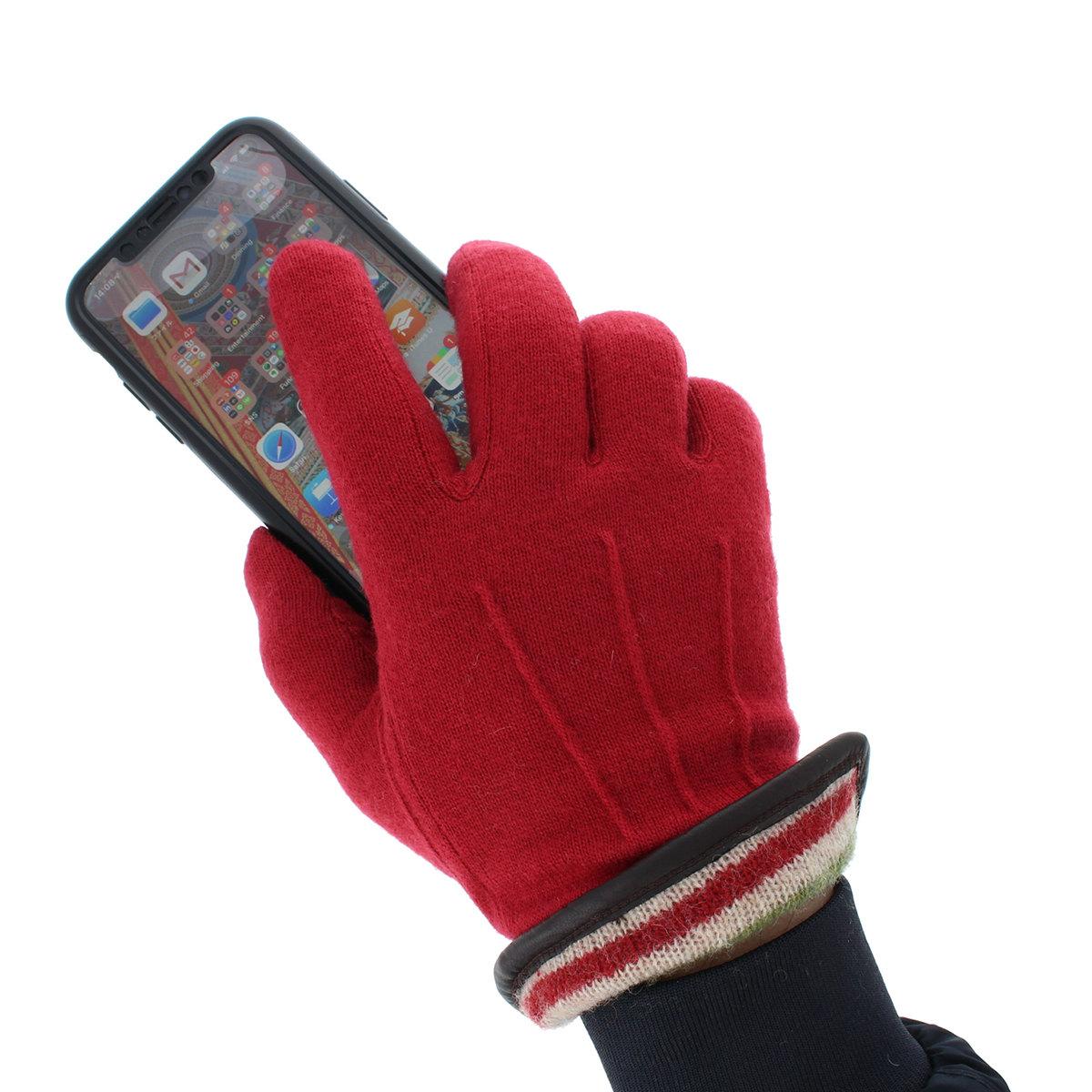 メンズ手袋 スマホ対応 人気ブランド オロビアンコ orobianco 男性用 防寒 暖か シンプル ウール混 裏地付 通勤 ペアギフト ペアコーデ