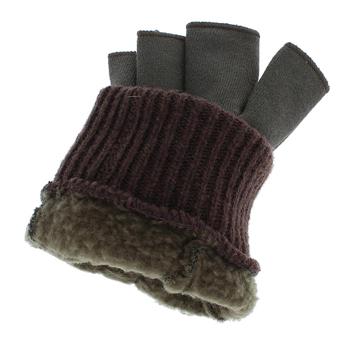 メンズ 指切り 指なし 手袋 ジャージ 人気ブランド オロビアンコ orobianco 男性用 防寒 スマホ対応 通学 通勤 ギフト フリーサイズ