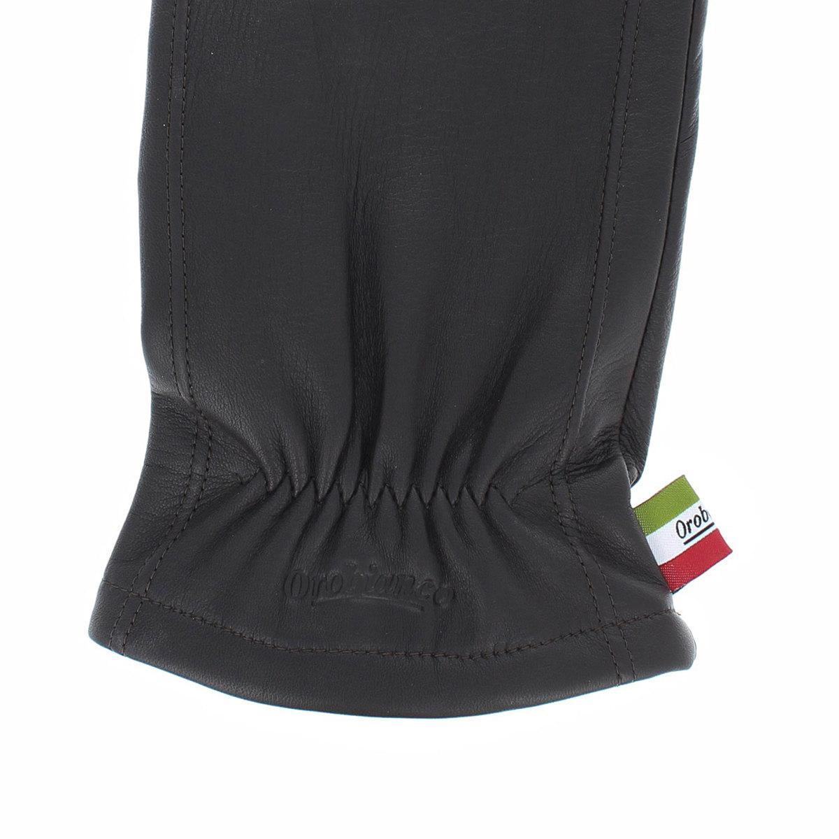 メンズ 手袋 オロビアンコ 男性用 羊革 レザー 本革 プレゼント ギフト 通勤 撥水 防寒 おしゃれ ファッション雑貨 カジュアル