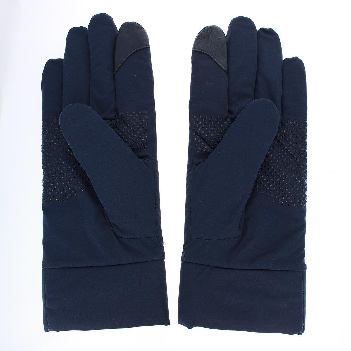 メンズ手袋 オロビアンコ スマホ対応 すべり止め付 スポーツ 通勤 通学 防風 撥水 軽い おしゃれ ストレッチ ギフト プレゼント
