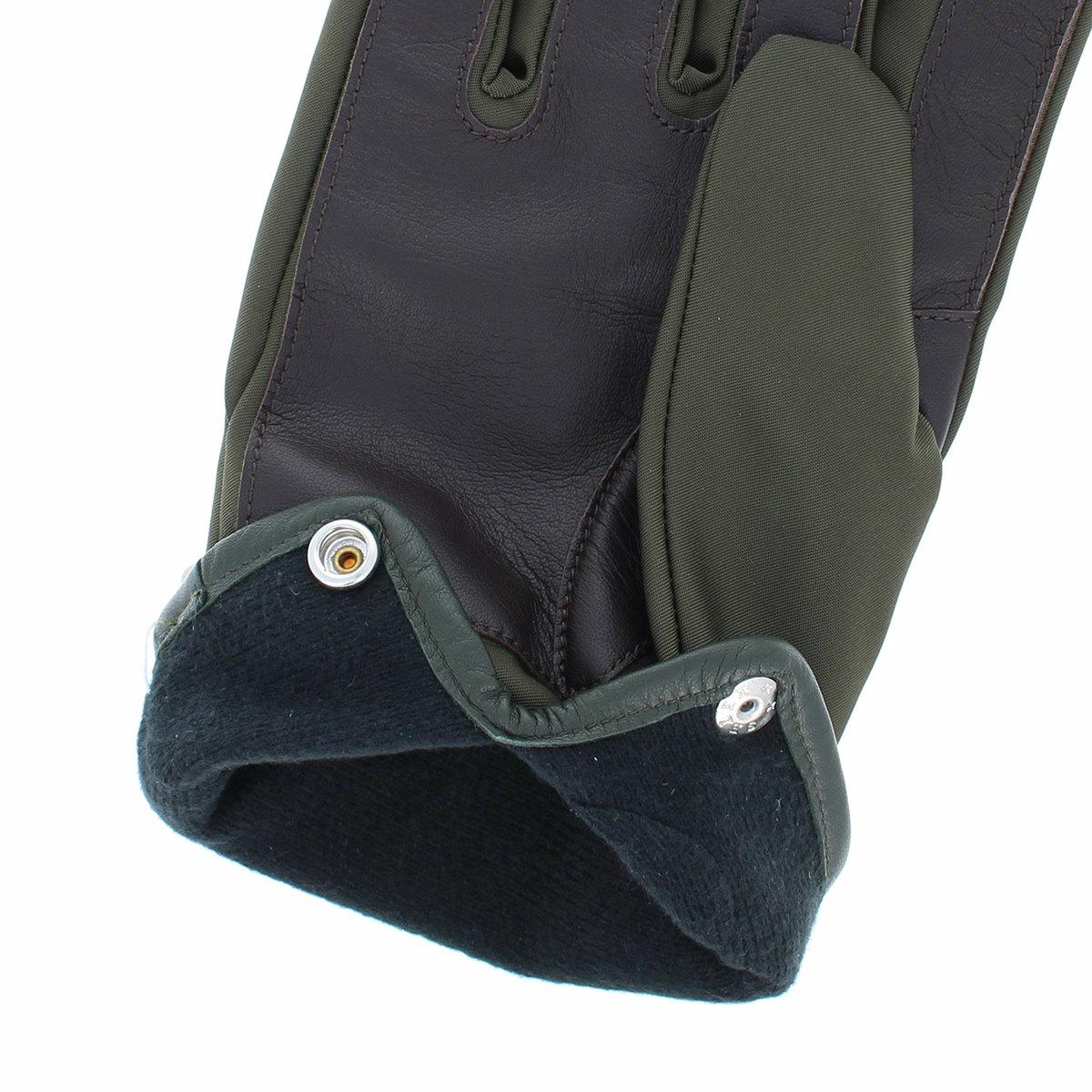 オロビアンコ メンズ リモンタ社製ナイロン メンズ防寒手袋 タッチパネル対応