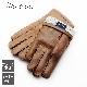 オーダーメイド手袋 手袋 革手袋 アルタクラッセ メンズ ハンドステッチシープレザーカシミヤニット裏地手袋 保存袋付き